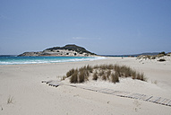 Greece, Elafonisos, sandy beach - WWF003511