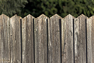 Wooden fence - EJW000652