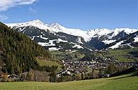 Austria, East Tyrol, Matrei, Hohe Tauern National Park in autumn - WWF003592