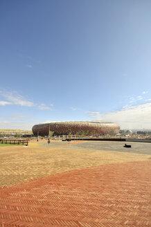 Africa, South Africa, Johannesburg, Soweto, Soccer City Stadium - FLKF000563