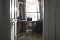 Workroom with laptop at home - PDF000711