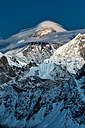 Nepal, Khumbu, Everest region, Mount Everest from Gokyo ri peak - ALRF000068