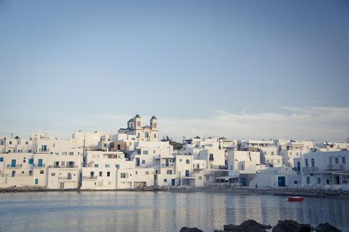 Greece, Cyclades, townscape of Paros - CHPF000028