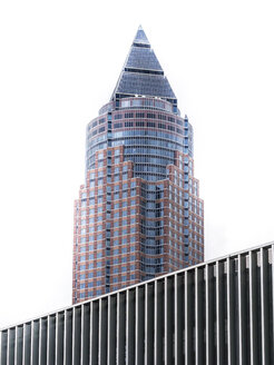 Germany, Frankfurt, Exhibition tower - AMF003745