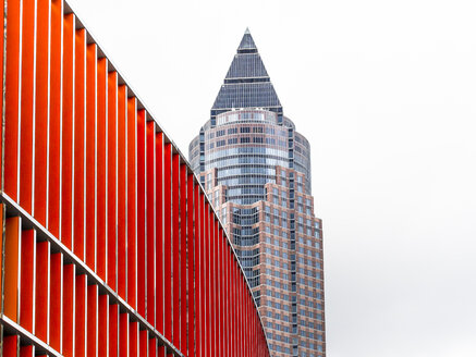 Germany, Frankfurt, Exhibition tower - AMF003750