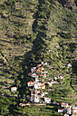 Spain, Canary Islands, La Gomera, Valle Gran Rey, View to La Vizcaina - SIEF006478