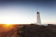 Iceland, Reykjanesskagi, lighthouse Reykjanesviti - FPF000040