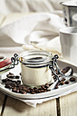 Panna Cotta with espresso syrup - SBDF001686