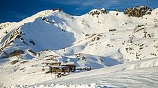 Germany, Allgaeu, Top station Hoefatsblick and Nebelhorn - WG000614