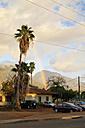 USA, Hawaii, Maui, Lahaina, rainbow at the edge of town - BRF001015
