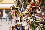 Italy, Venice, Venetian masks - JUN000221