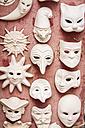 Italy, Venice, Venetian masks - JUN000222