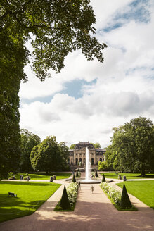 Germany, Hesse, Fulda, Orangery and palace garden - GS000964