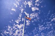 USA, Wisconsin, Stars and Stripes, US Flag - SMAF000306