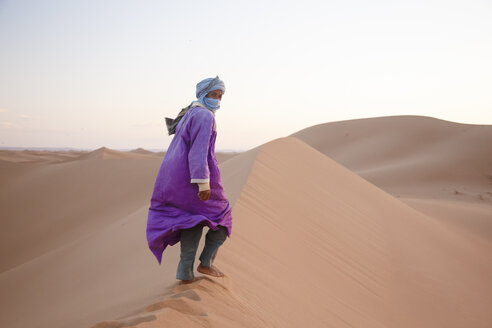 Morocco, nomad in the Sahara - STD000173