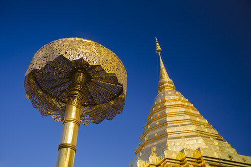 Thailand, Chiang Mai, Wat Phra That Doi Suthep - STD000155