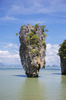 Thailand, Khao Phing Kan, rock formation Ko Tapu - STDF000159