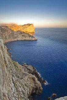 Spain, Majorca, Cap Formentor, cliff coast - MEMF000728