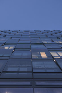 Germany, Berlin, facade of modern office builing - ZMF000373