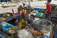 Vietnam, Can Tho, Floating Market - JWA000263