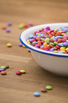 Bowl of chocolate buttons - JTLF000064