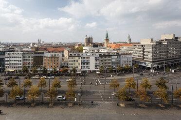 Germany, Brunswick, view to city - EVGF001362