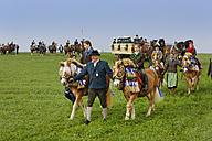 Germany, Bavaria, St. Leonhard am Wonneberg, Leonhardi Procession - SIE006516