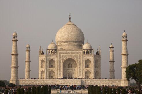 India, Uttar Pradesh, Agra, Taj Mahal - PC000090