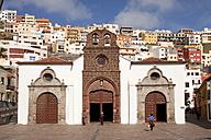 Spain Canary Islands, La Gomera, San Sebastian de La Gomera, Church Iglesia de La Asuncion - PCF000093