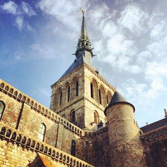 France, St. Malo, Le Mont Saint-Michel - SEG000247
