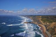 Portugal, Algarve, Sagres, Cordoama Beach - MRF001533