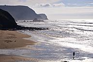 Portugal, Algarve, Sagres, Cordoama Beach - MRF001537