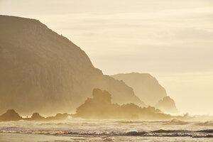 Portugal, Algarve, Sagres, Cordoama Beach - MRF001556