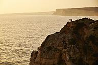 Portugal, Algarve, Lagos, rocky coastline - MRF001546