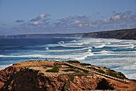 Portugal, Algarve, Sagres, Bodeira Beach - MRF001596