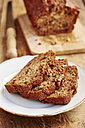 Banana bread with walnuts - HAWF000740