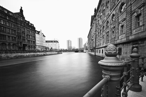 Germany, Berlin, view to Spree River - ASCF000064