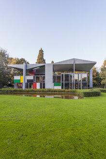 Switzerland, Zurich, view to Centre Le Corbusier - WD003035