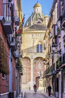 Spain, Andalusia, Granada, Granada Catedral - THAF001356