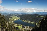 Austria, Carinthia, Lake Ossiach - HHF005217