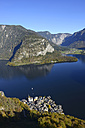 Austria, Salzkammergut, Hallstatt Dachstein Cultural landscape - LHF000448
