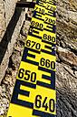Water gauge - EJWF000742