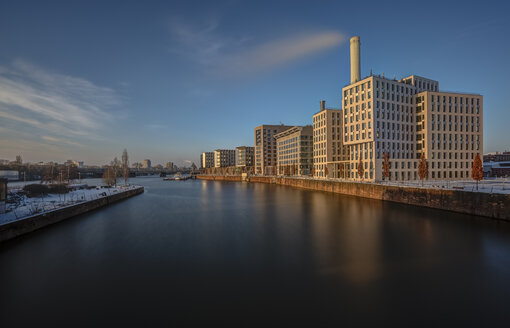 Germany, Frankfurt, Westhafen - TIF000064