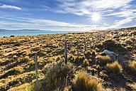 Argentina, Patagonia, Argentino Lake at Los Glaciares National Park - STSF000759