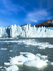 Argentina, Patagonia, Perito Moreno Glacier and Argentino Lake at Los Glaciares National Park - STSF000760