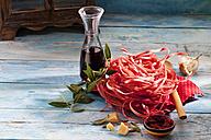 Barolo Tagliatelle, parmesan, garlic, tomato pesto and carafe of red wine - CSF025300