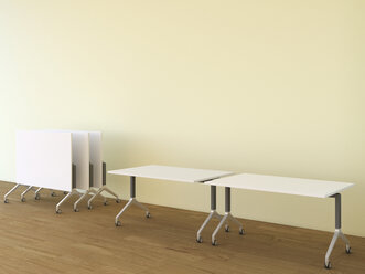 Conference tables, 3D Rendering - UWF000441