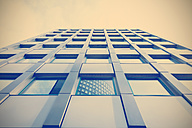 Germany, Dortmund, facade of an office building - HOHF001336