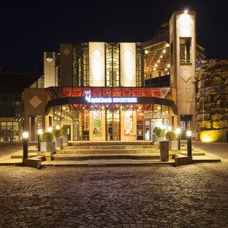 Germany, Ruhr area, Dortmund, Hohensyburg casino - WI001732