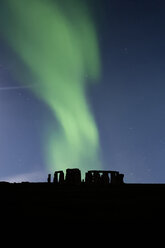 Great Britain, England, Stonehenge at night - PAF001288